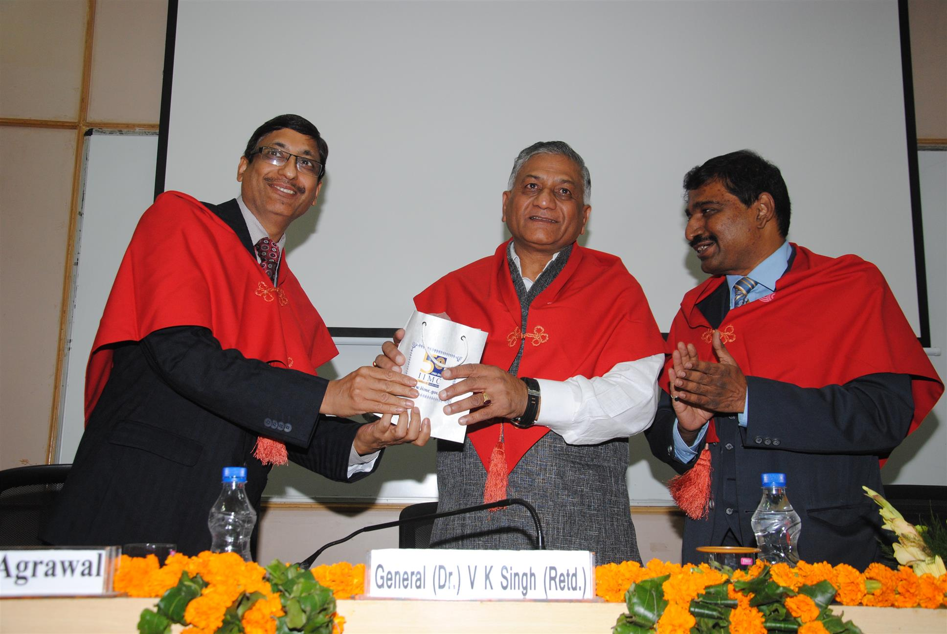Valedictory Function of sixty sixth Diploma Course in Development Journalism