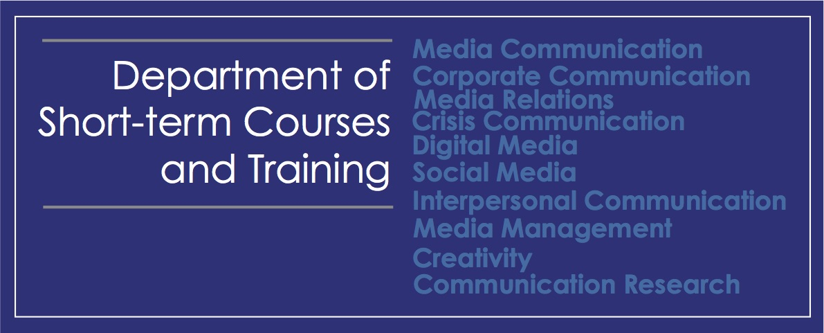 Department of Short term Courses and Training :Indian